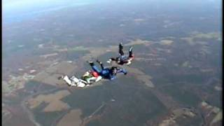 Jerry Lo 4th Skydive
