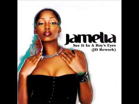 Jamelia - See It In A Boy's Eyes (JD Rework)