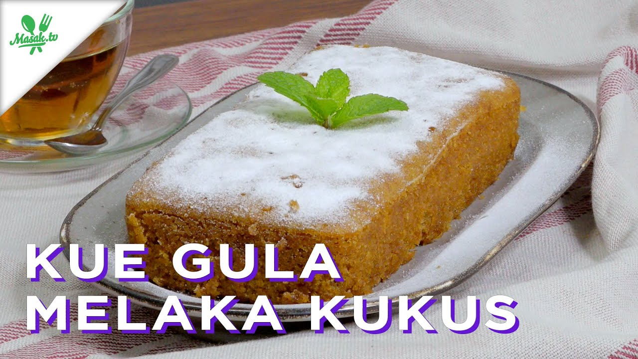 Kue Gula Melaka Kukus