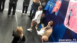 ⚡A. Zagitova...5 minutes before the World Record, А. Загитова за 5 минут до Мирового Рекорда