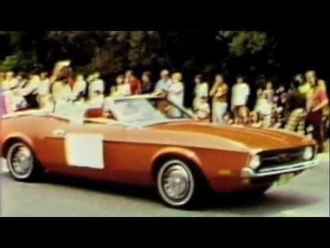 1973  The very first - Cherry Blossom Parade, Cherry Hill, NJ