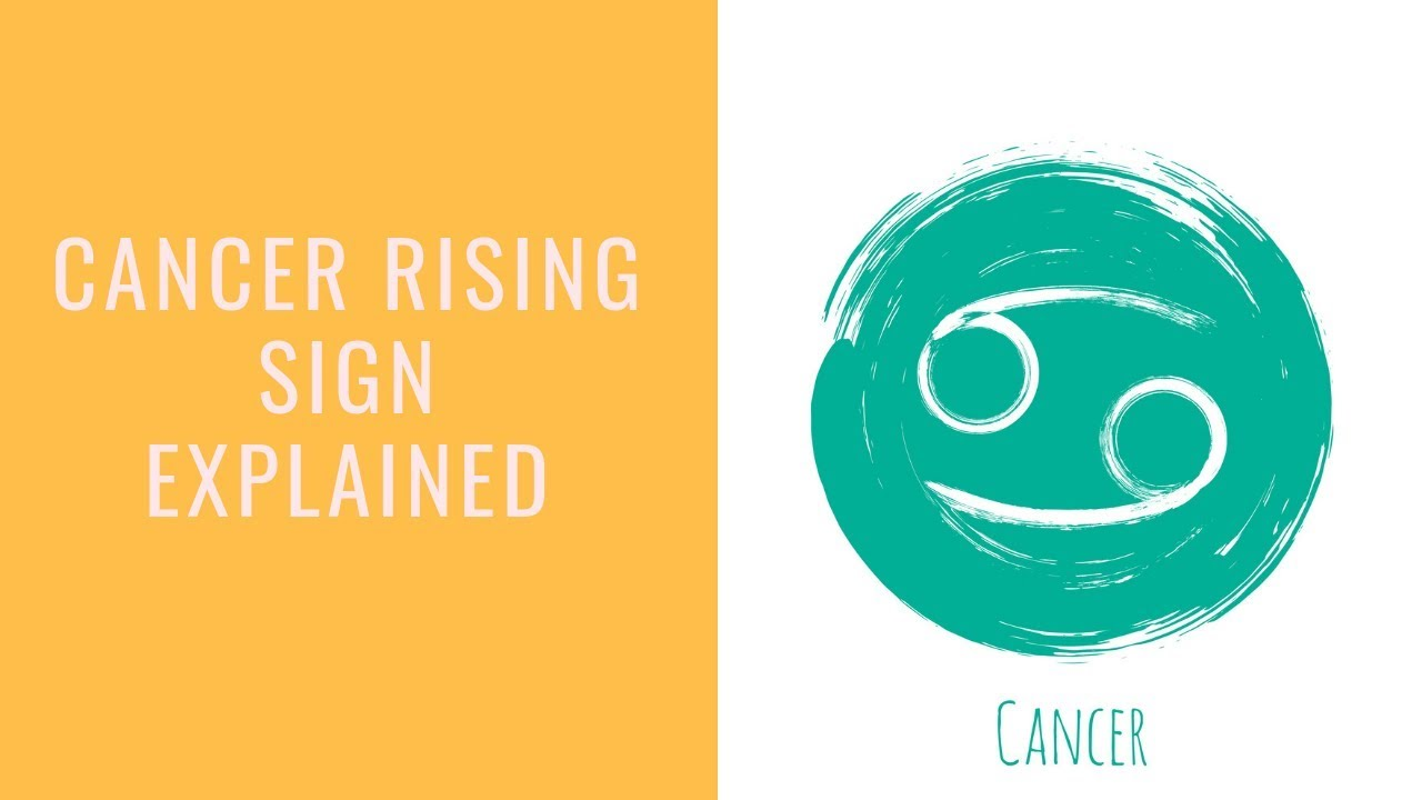 Cancer Rising: Your Complete Astro Report On Your Ascendant