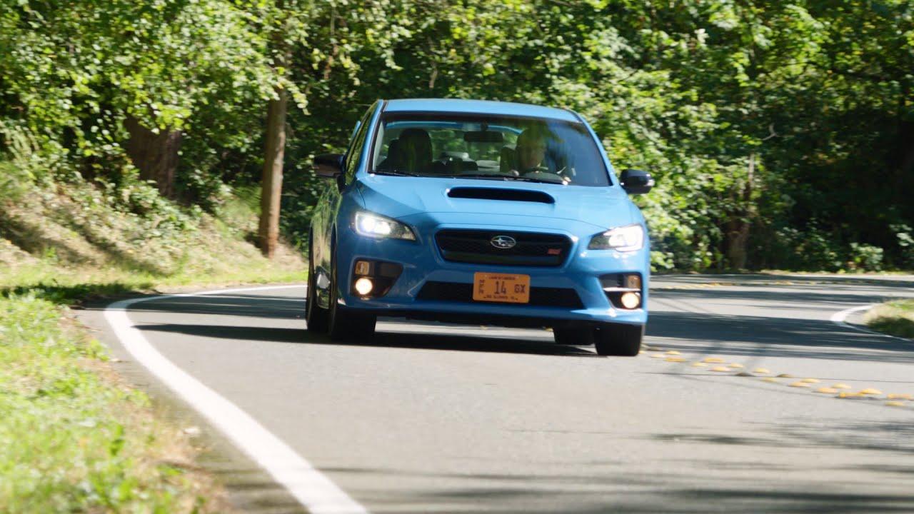 2016 Subaru WRX STI Review AutoNation
