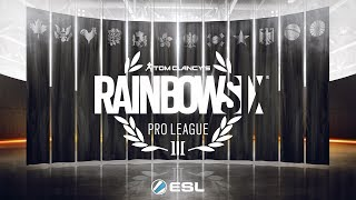 Rainbow Six Pro League - NA - Season 8 - Playday #14