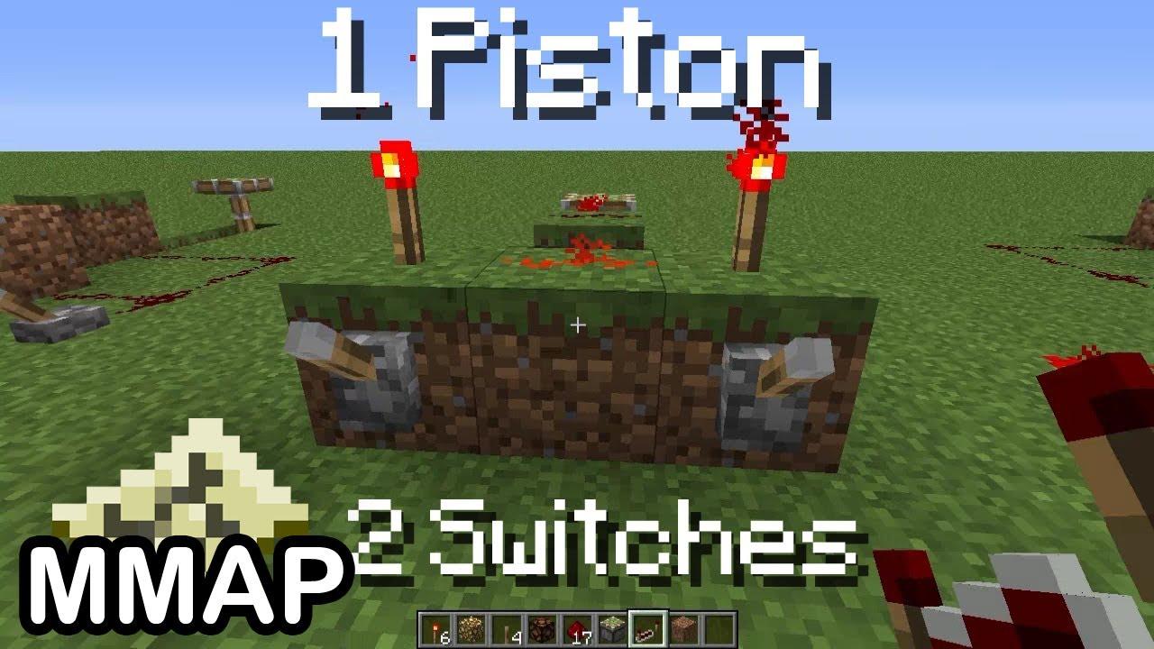 Minecraft 3Way Switch Redstone Tutorial 188 YouTube - 2 Way Switch Minecraft