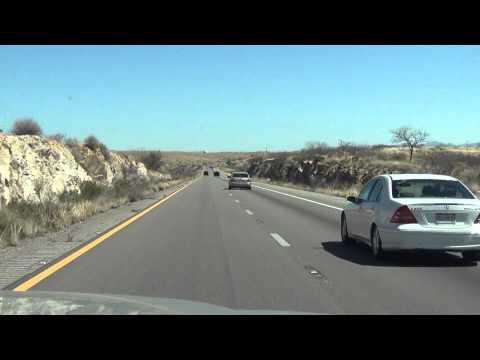 Tucson Road Trip - Part 2 (Tucson to Las Cruces)