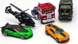 Transformers Movie 4 AOE Autobots Optimus Prime Hound Crosshairs Bumblebee Drift Vehicles Robot Toys