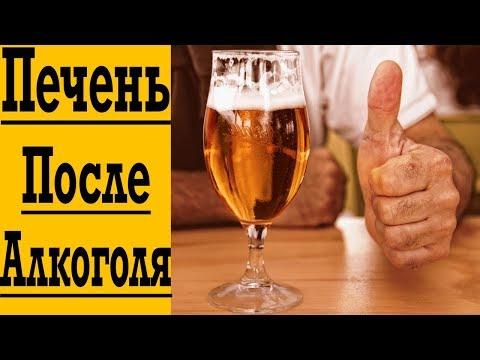 Печень после Алкоголя !