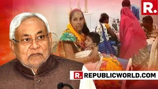 69 Children Dead, Bihar Government Unsure Of The Reason | #BiharMedicalApathy