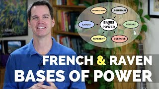 French and Raven's Bases of Power