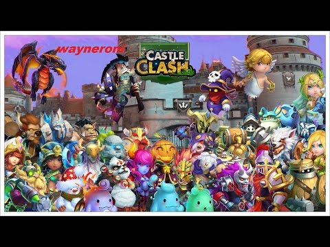 CastleClash: Full Review My Heroes Altar