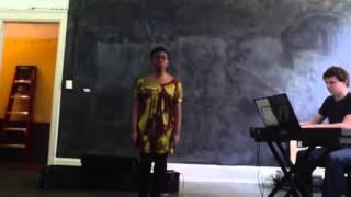 "lisa coleman, singing ""spread a little joy"" & ""patterns"""