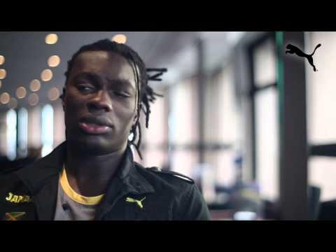 PKFoot interview Bafétimbi Gomis avec Puma