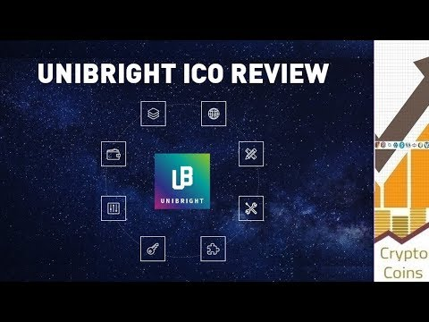 ICO Review: Unibright (UBT) the Framework for Blockchain Based Business Integration