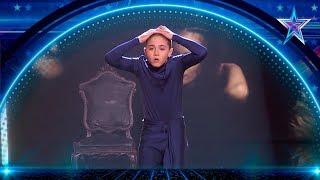 Disfruta de la sensibilidad para el BAILE de DAVID PASTOR | Semifinal 3 | Got Talent España 5 (2019)