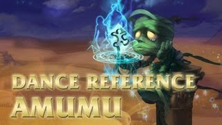 Amumu - Goth Dance - League of Legends (LoL)