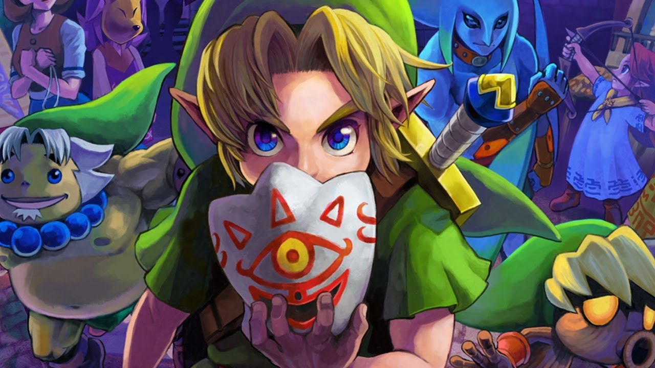 Ign S Top 10 Zelda Games Of All Time Youtube
