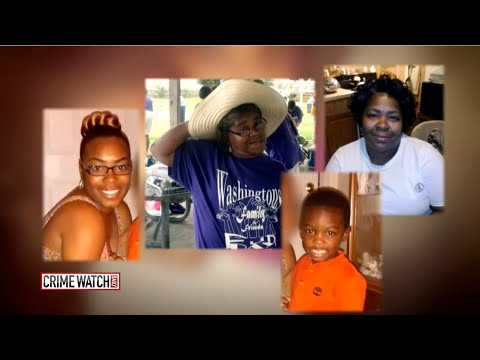 Woman's Ex-Boyfriend Suspected in Family Members' Brutal Murders  - Crime Watch Daily