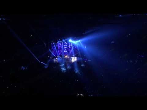 Green Day - Basket Case / She - live @ SAP-Arena Mannheim - 18.01.2017