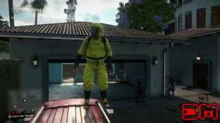 Dead Rising 3 - Breaking Bad Pizza Toss Easter Egg - Xbox One