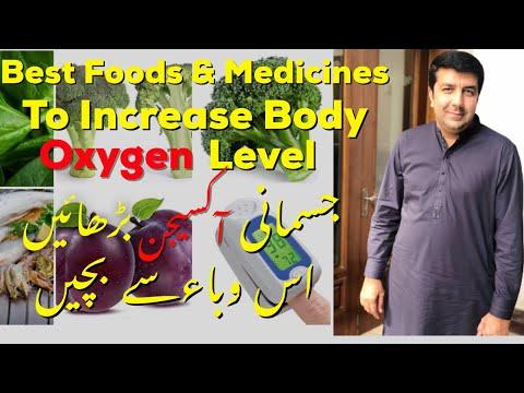 Increase Body Oxygen Level: Best Foods and Medicines Urdu/Hindi(ENG subs)- H Dr M Nadeem Sarwar