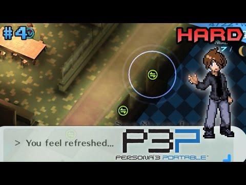 Moc Toalety   Persona 3 Portable [HARD] #4