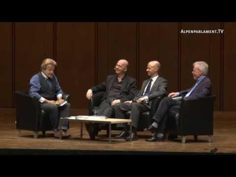 Podiumsdiskussion: Wolfgang Berger, Rico Albrecht, Oliver Janich über bedingungsloses Grundeinkommen