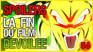 SPOILERS !! LA FIN DU FILM DRAGON BALL SUPER - BROLY ?! - DBFLASH #56