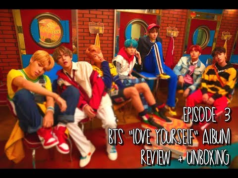 BTS Bop or Not?!   BTS - 'Love Yourself: Her' [~Review/Unboxing~]   I.M.I Podcast 3
