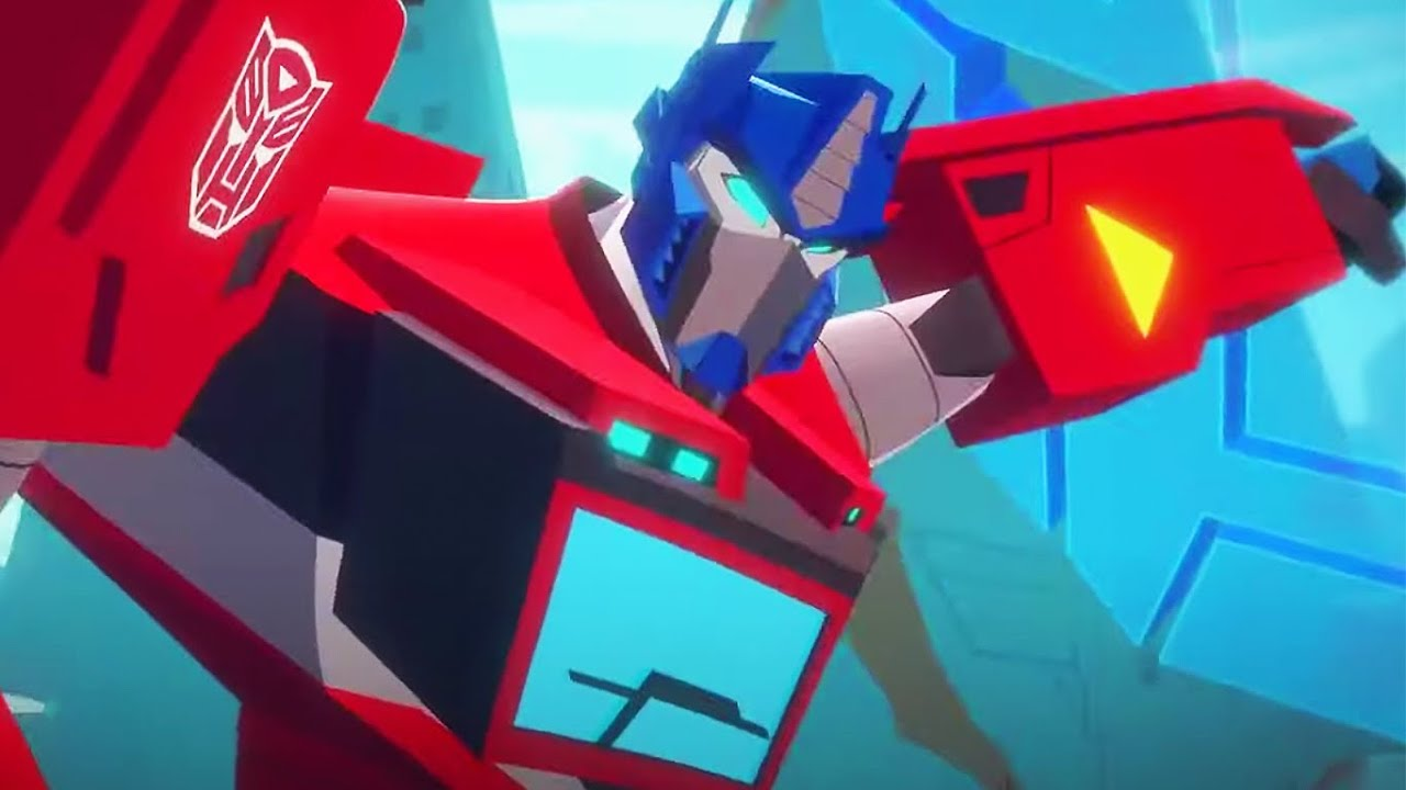 Ghost Town | Transformers Cyberverse: Power of the Spark | Transformers Official
