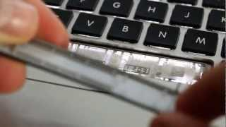 How to Clean/Fix Broken Keys: Macbook Pro 2012 (HD)