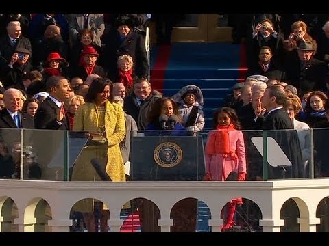 Jan. 20, 2009: Inaugural Ceremonies for Barack Obama