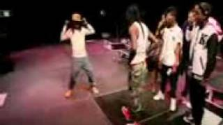 Download Lil Wayne and Lil Chuckee Dance Off___ (Young Money Entertainment).3gp