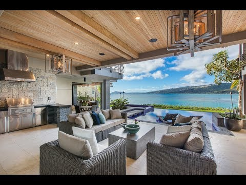 Oahu's Newest Ultra-Luxury Oceanfront Vacation Rental  – Oce
