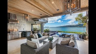 Oahu's Newest Ultra-Luxury Oceanfront Vacation Rental  – Ocean House, Hawaii Kai