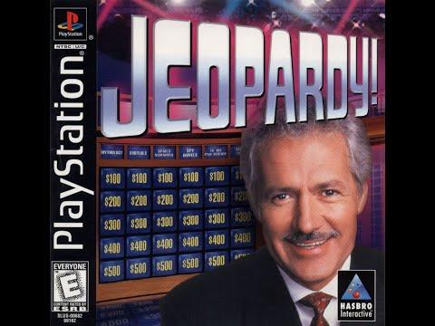 Playstation Jeopardy! ORIGINAL RUN Game #1