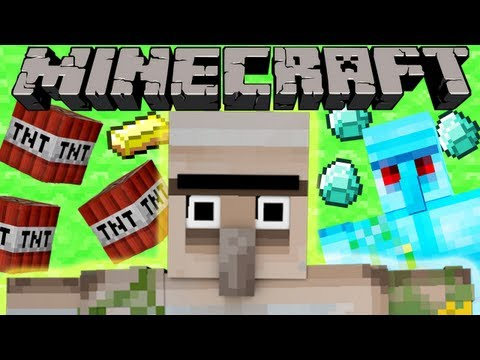 Thumbnail: If Iron Golems had Feelings - Minecraft