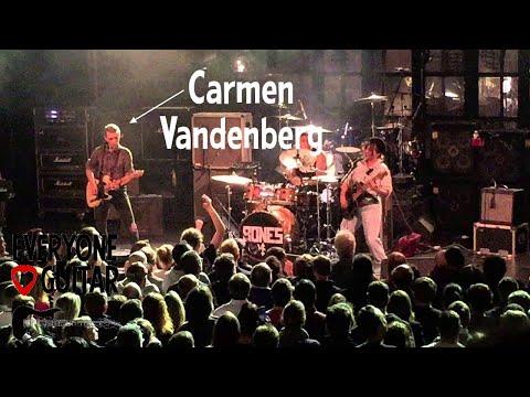 Carmen Vandenberg Interview - Jeff Beck, Bones, & Independent Artist - Everyone Loves Guitar #138