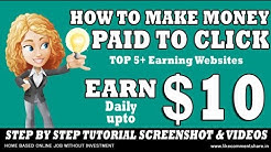 😱😱😱  Best paid to click site 2017 | High Paying Ptc Site Top Ptc Sites 2017 😱😱😱