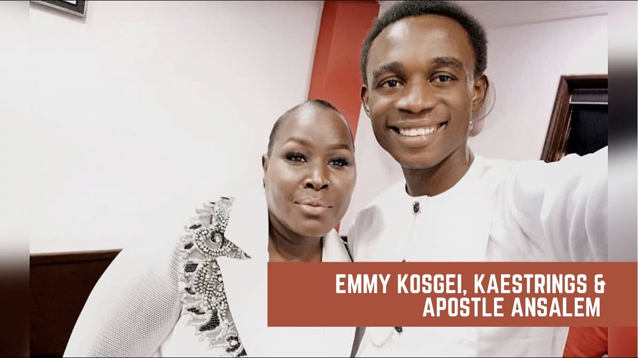 Deep and powerful moment of GLORY with Apst. Ansalem &  Pst Emmy Madubuko featuring Kaestrings 🔥