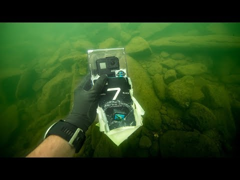 River Treasure: GOPRO HERO 7 UNDERWATER!!! ($399)