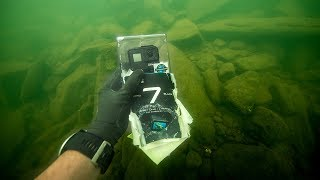 stuff found underwater