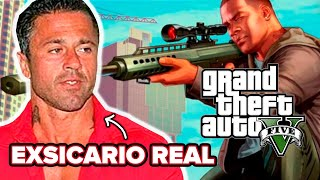 "Exsicario real reacciona a los asesinatos de ""GTA V"""
