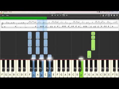 Taylor swift shake it off easy piano tutorial with free sheet music