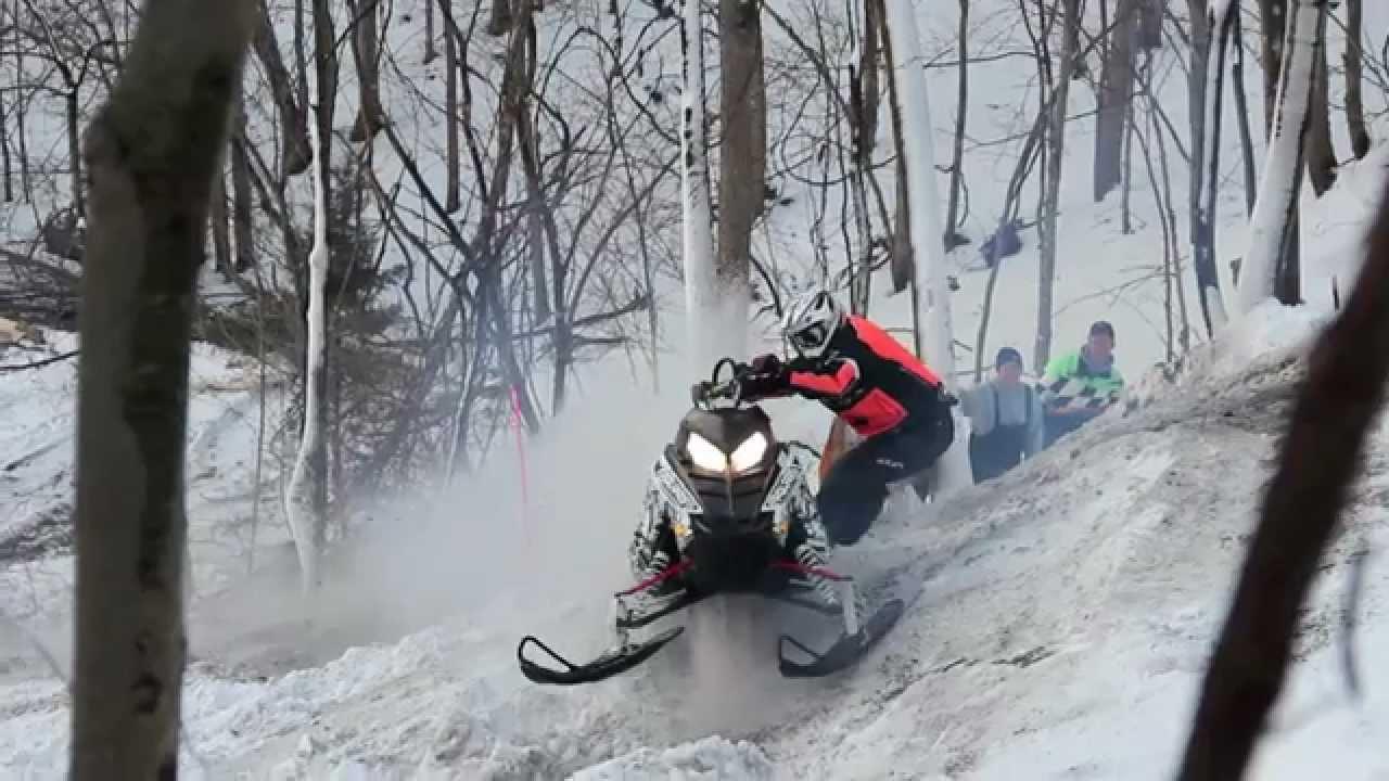 Rivervalley Dutchmen Extreme Snowmobile Hillclimb Youtube