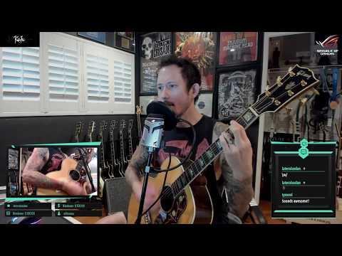 Matt Heafy (Trivium) - Earth, Wind & Fire - September I Acoustic Cover