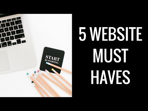 5 Things Your Event Planning Website MUST Have