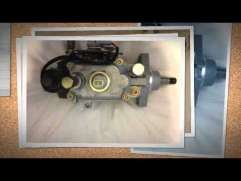 Removal of a Denso 1KZTE Injector Pump  Toyota