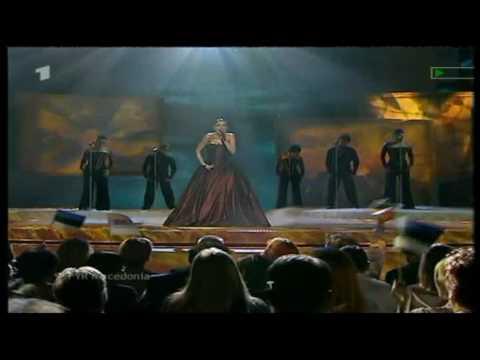 Eurovision 2002 09 FYR Macedonia *Karolina* *It depends on us* 16:9 HQ