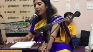"""Swasti Pandey presents bhajan """"Aisa Pyar Baha De Maiya"""""""